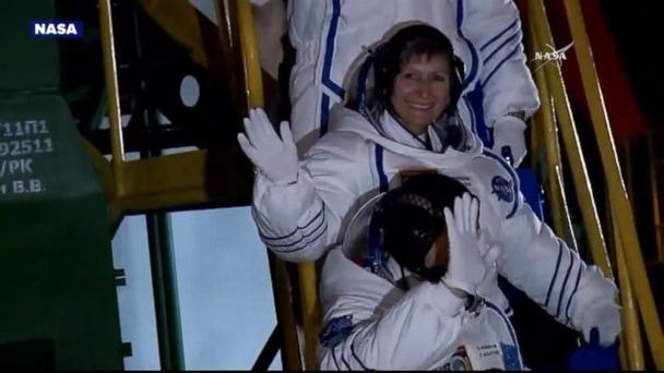 VIDEO: Whitson's multiple records reflect a distinguished career as an astronaut.