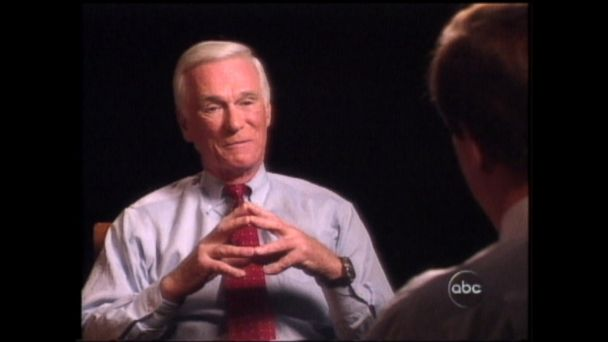 VIDEO: Former astronaut Gene Cernan sat down with Peter Jennings in 1998 to reminisce about his adventures in space.
