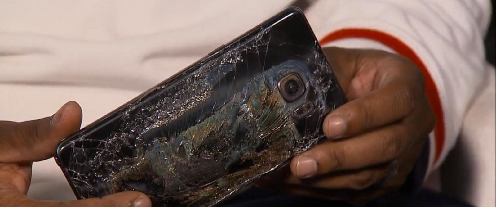 VIDEO: Samsung Reveals Cause of Exploding Galaxy Note 7 Smartphones
