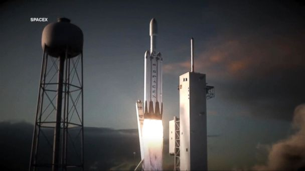 VIDEO: SpaceX, the space technology and exploration company founded by billionaire Elon Musk, plans to fly a pair of civilians around the moon and back to Earth in 2018, the company announced Monday.