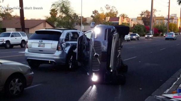 VIDEO: Uber halts testing of driverless cars.