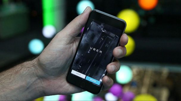 VIDEO: Uber caught tracking former app users