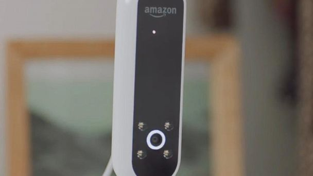 VIDEO:  Amazon unveils 'Echo Look'