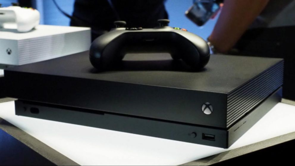 VIDEO: Xbox One X to drop in November