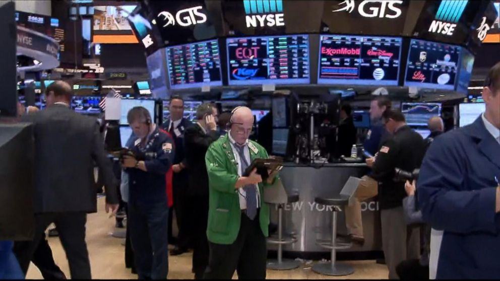 VIDEO:  Tech stocks rebound