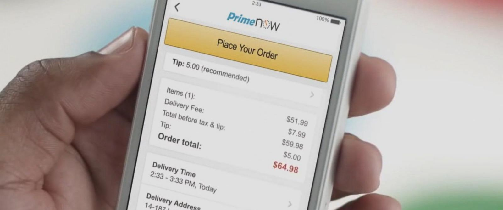 VIDEO: Amazon Prime day 2017