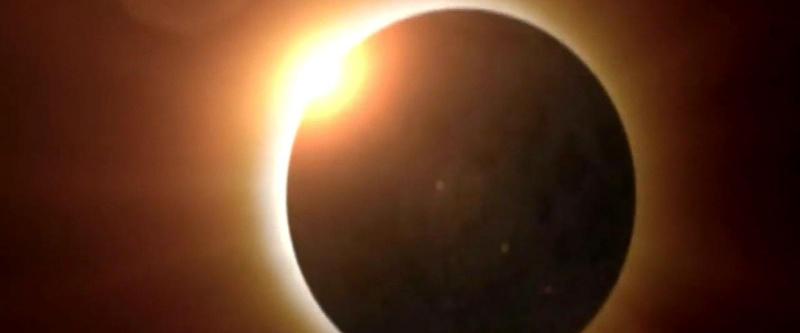 VIDEO: Hi-tech ways to experience the eclipse