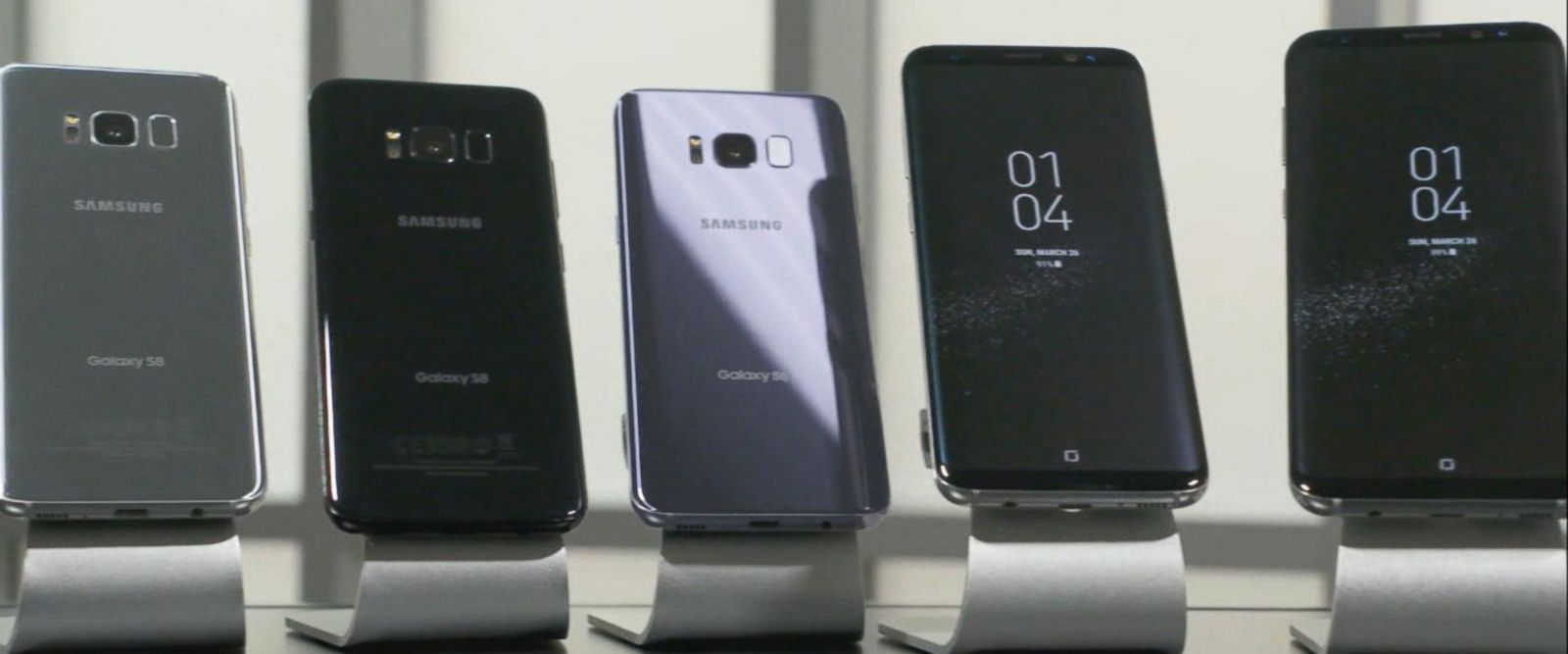 VIDEO: Possible sneak peek coming for Samsung's new smartphones