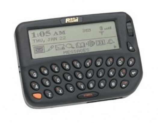 BlackBerry Past: Which Did You Own?