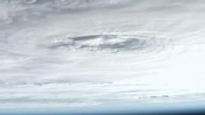 Video: NASA Space video of hurricane Danielle.