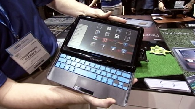 VIDEO: Will Touch Screen Computers Compete With The iPad?