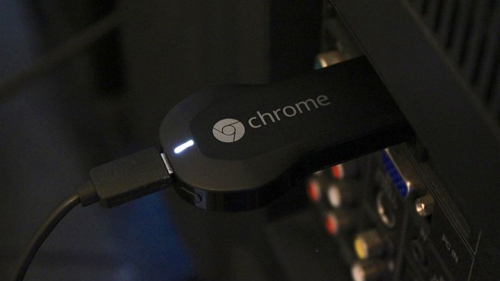how to change internet on chromecast