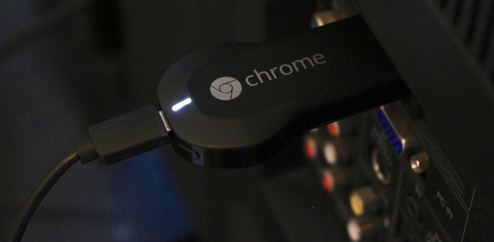 PHOTO: chromecast, google, internet video, tv, technology