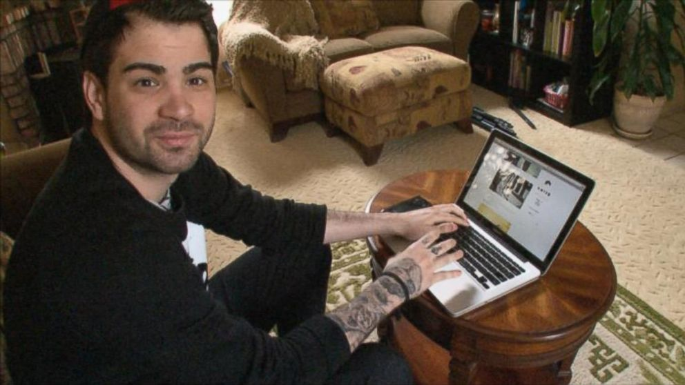 "PHOTO: Hunter Moore, the so-called ""revenge porn"" mogul"