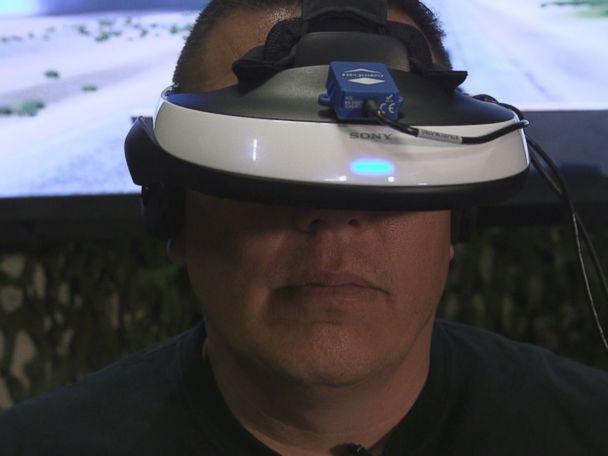 How Virtual Reality Can Help Heal Mental Trauma