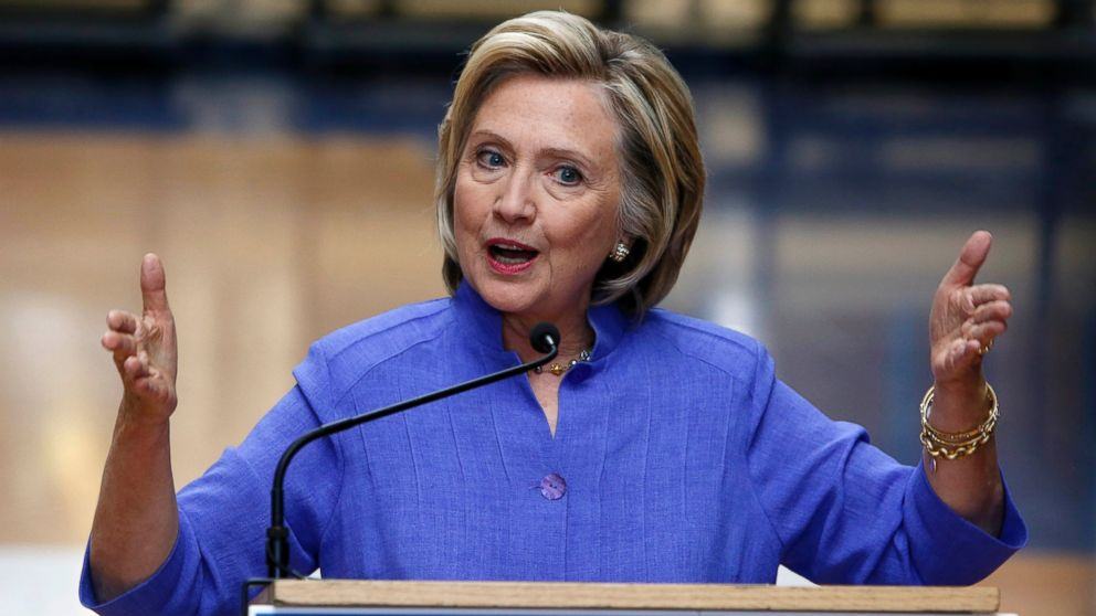 Turns in email server: Hillary Clinton Email Server
