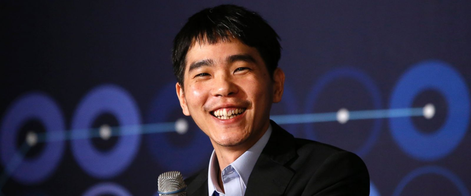 PHOTO: Go world champion Lee Sedol lost the first three games of the Google DeepMind Challenge but fought back to win the fourth one.