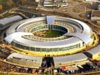 PHOTO: This file photo, dated 17/01/04, shows GCHQ Headquarters in Cheltenham, England.