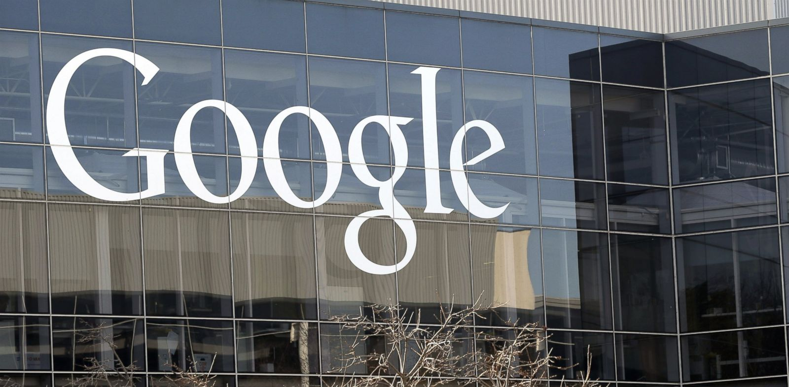 PHOTO: A Google sign at the companys headquarters in Mountain View, Calif., Jan. 3, 2013.