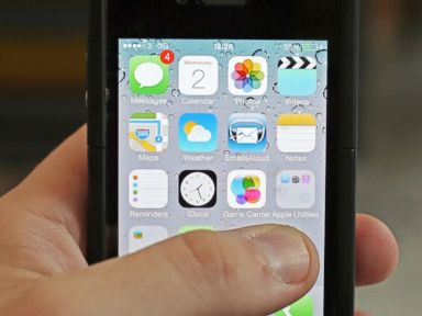 PHOTO: An iPhone is seen in this file photo.