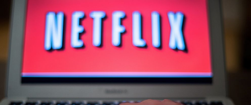 PHOTO: The logo of video streaming company Netflix is seen on a laptop screen in Berlin, Sept. 14, 2014.