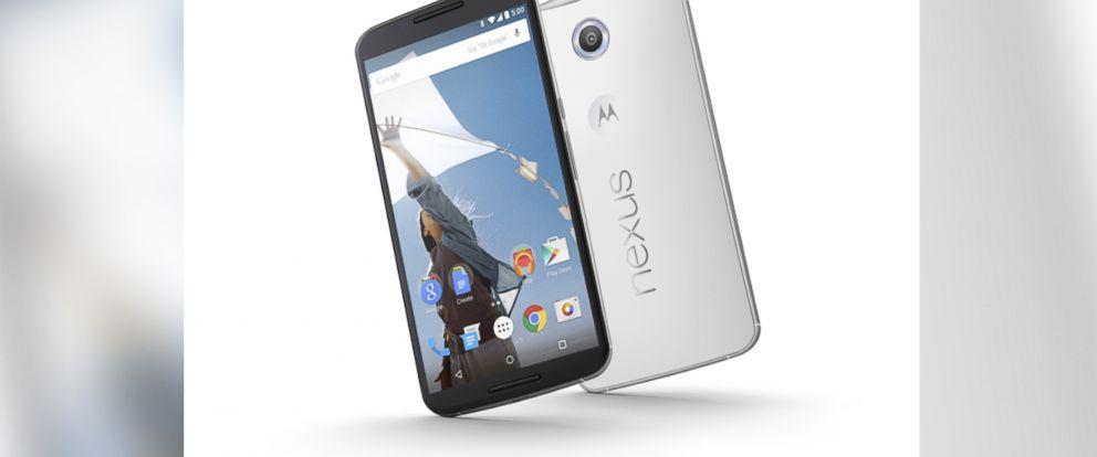 How Google's New Nexus 6 Smartphone Compares to Apple ...