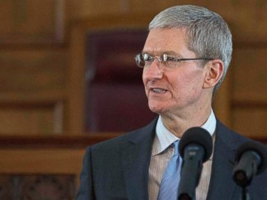 Tim Cook: 'I'm Proud to Be