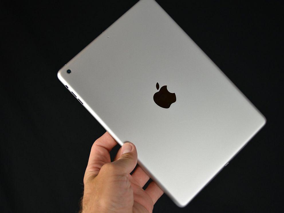 PHOTO: iPad 5