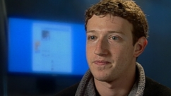 VIDEO: Mark Zuckerberg talked to ABC News about his growing social networking site in January 2007.