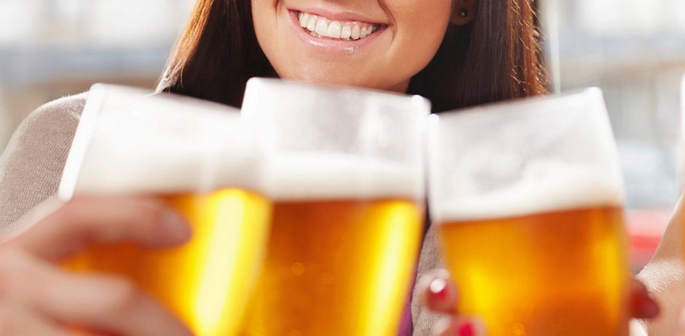 PHOTO: A new type of beer claims to decrease dehydration.