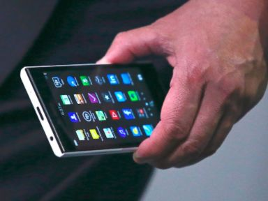BlackBerry Leaps Back to