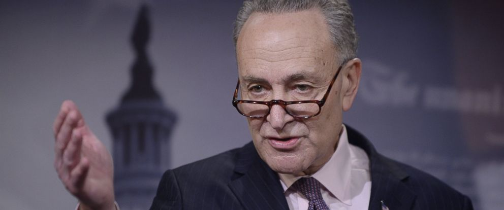 PHOTO:Sen. Chuck Schumer has proposed rewarding people for information gathered through social media that helps prevent a terrorist attack.