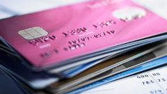 PHOTO: Credit cards are pictured in this stock image.