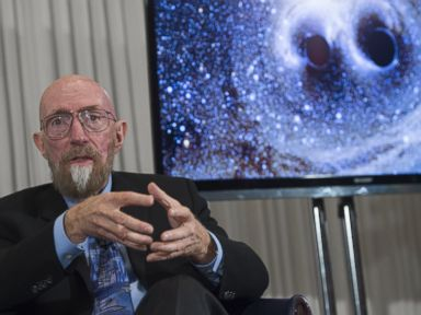 Einstein Was Right: Scientists Detect Gravitational Waves