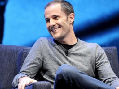 PHOTO: Cofounder of Medium and Twitter Evan Williams