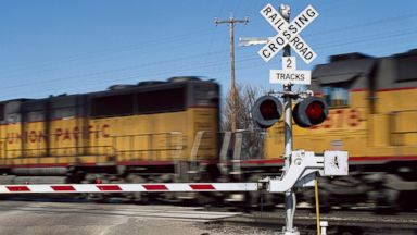 PHOTO: Google Maps will now include railroad crossings.
