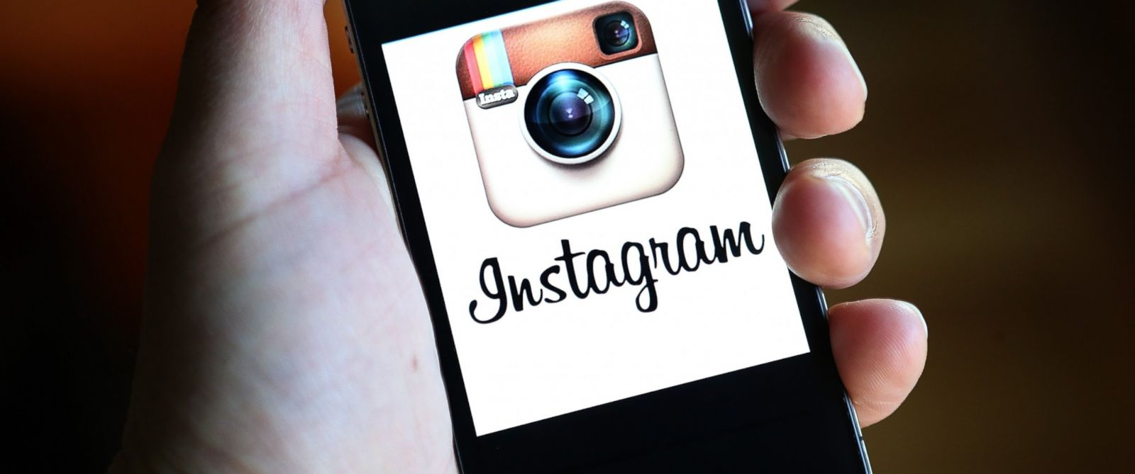 PHOTO: The Instagram logo is displayed on an Apple iPhone on Dec. 18, 2012 in Fairfax, Calif.