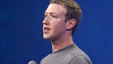 PHOTO: Mark Zuckerberg is pictured in San Francisco on March 25, 2015.