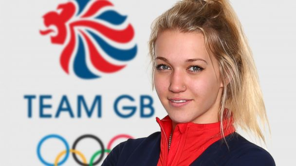 GTY rowan cheshire tk 140217 16x9 608 Injured British Skier Tweets Selfie After Concussion