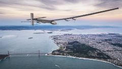 Around the World With the Solar Plane
