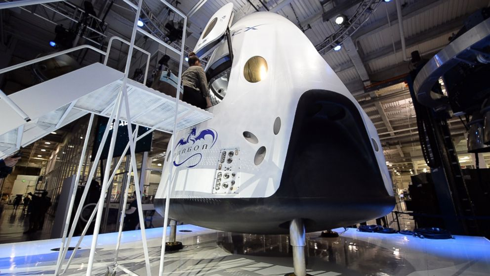 SpaceX Dragon  Wikipedia