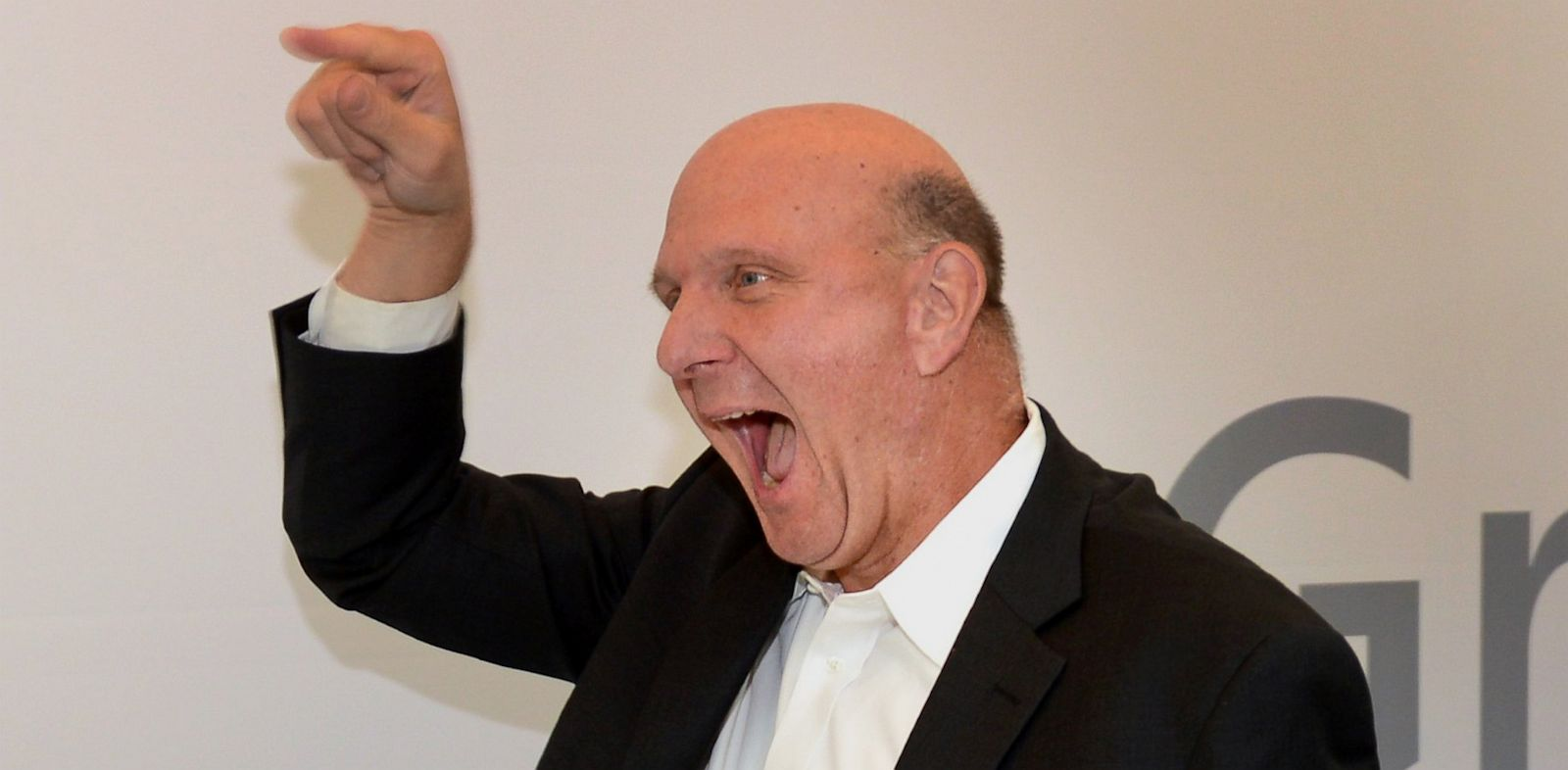 PHOTO: Steve Ballmer Leaving Microsoft