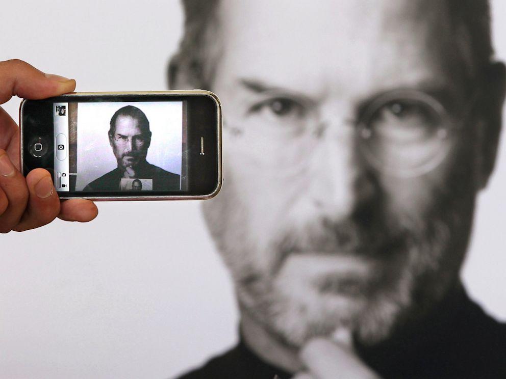 PHOTO: Steve Jobs