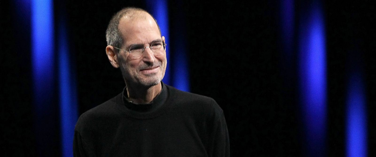 PHOTO: Apple CEO Steve Jobs delivers the keynote address at the 2011 Apple World Wide Developers Conference at the Moscone Center in this June 6, 2011, file photo.