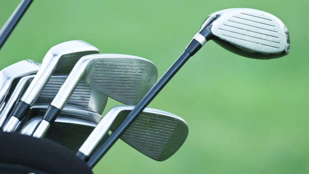 Titanium Golf Clubs Can Toss 3,000-Degree Sparks - ABC News Golf Clubs