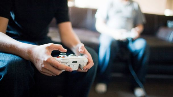 PHOTO: Study claims people still hear video game noises even while not playing.