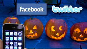 Trick or Tweet: 7 Ways to a High-Tech Halloween Halloween-themed iPhone and Facebook apps,