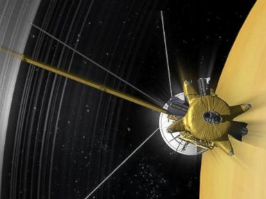 PHOTO: The Cassini mission to Saturn is one of the most ambitious efforts in planetary space exploration ever mounted.