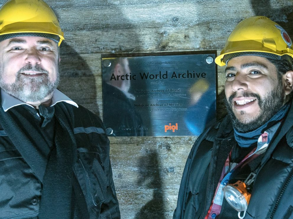 PHOTO: Arctic World Archive