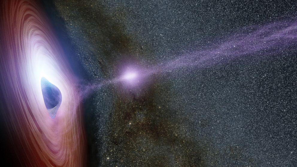 NASA Has a New Mission to Study Supermassive Black Holes